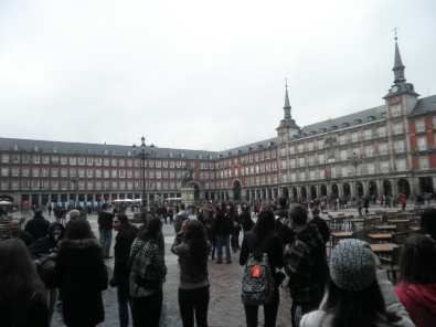 Plaza Mayor!
