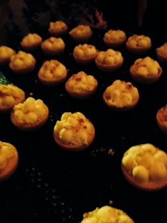 Mini Banane Cream Pies